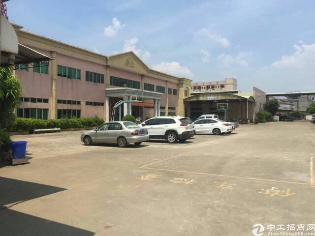 常平镇原房东厂房分租一栋俩层6500平方招租