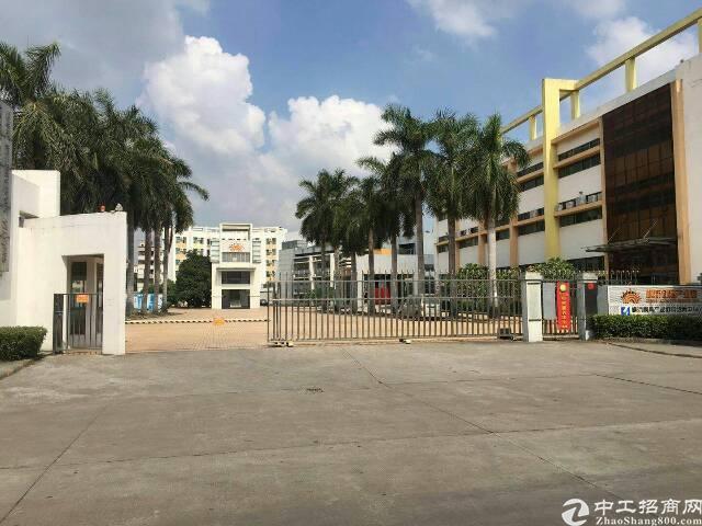 东莞市横沥镇新出独门独院厂房出租3500平方
