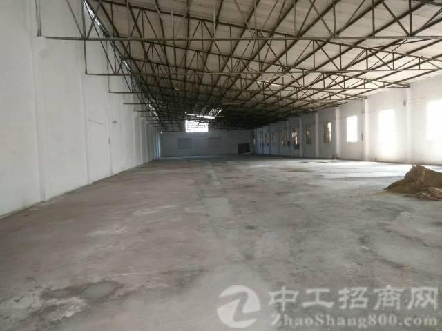 东莞新出独院单一层厂房1930平方可做家具,污染行业