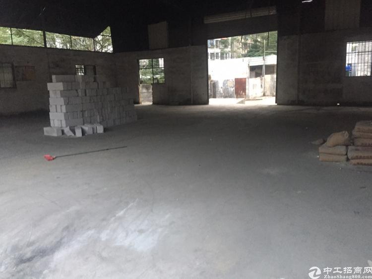 龙华天虹后面原房东钢构厂房