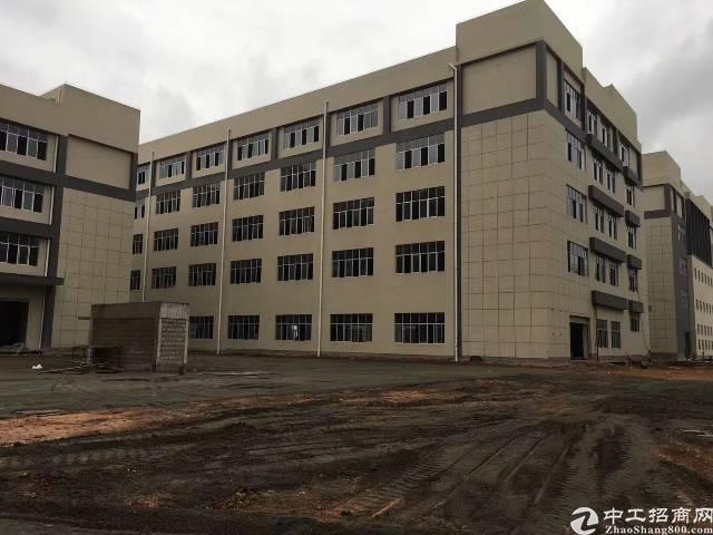 凤岗镇全新红本原房东独院厂房5万平方分租