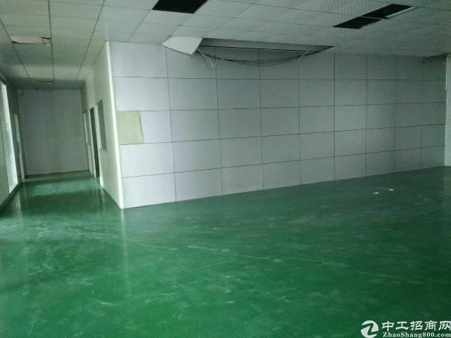 福永桥头楼上1700平米带装修不要转让费