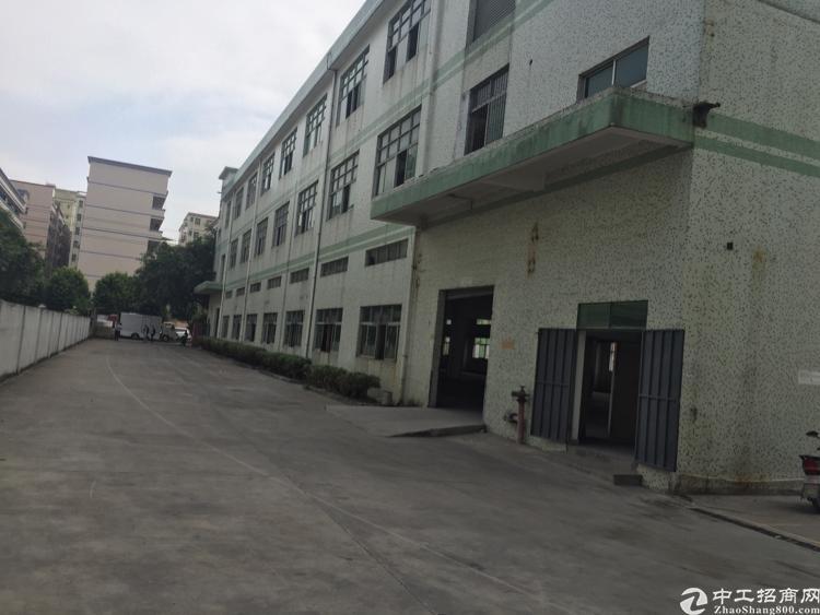 公明将石新围龙大高速新出独院厂房1到3层