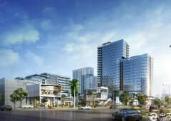 全新商务大厦130000平方米分售