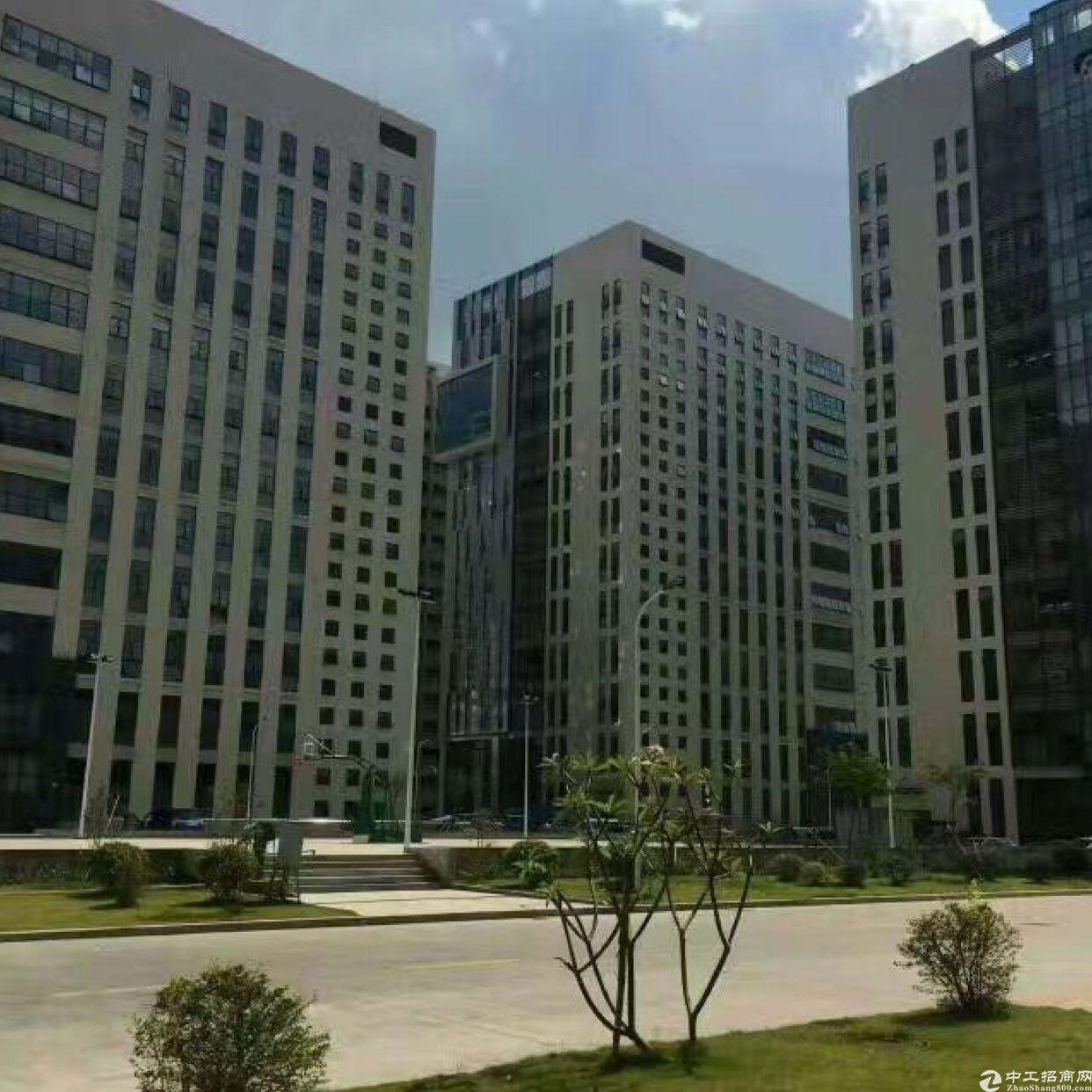 龙华顶级红本厂房1楼2800平已搬空