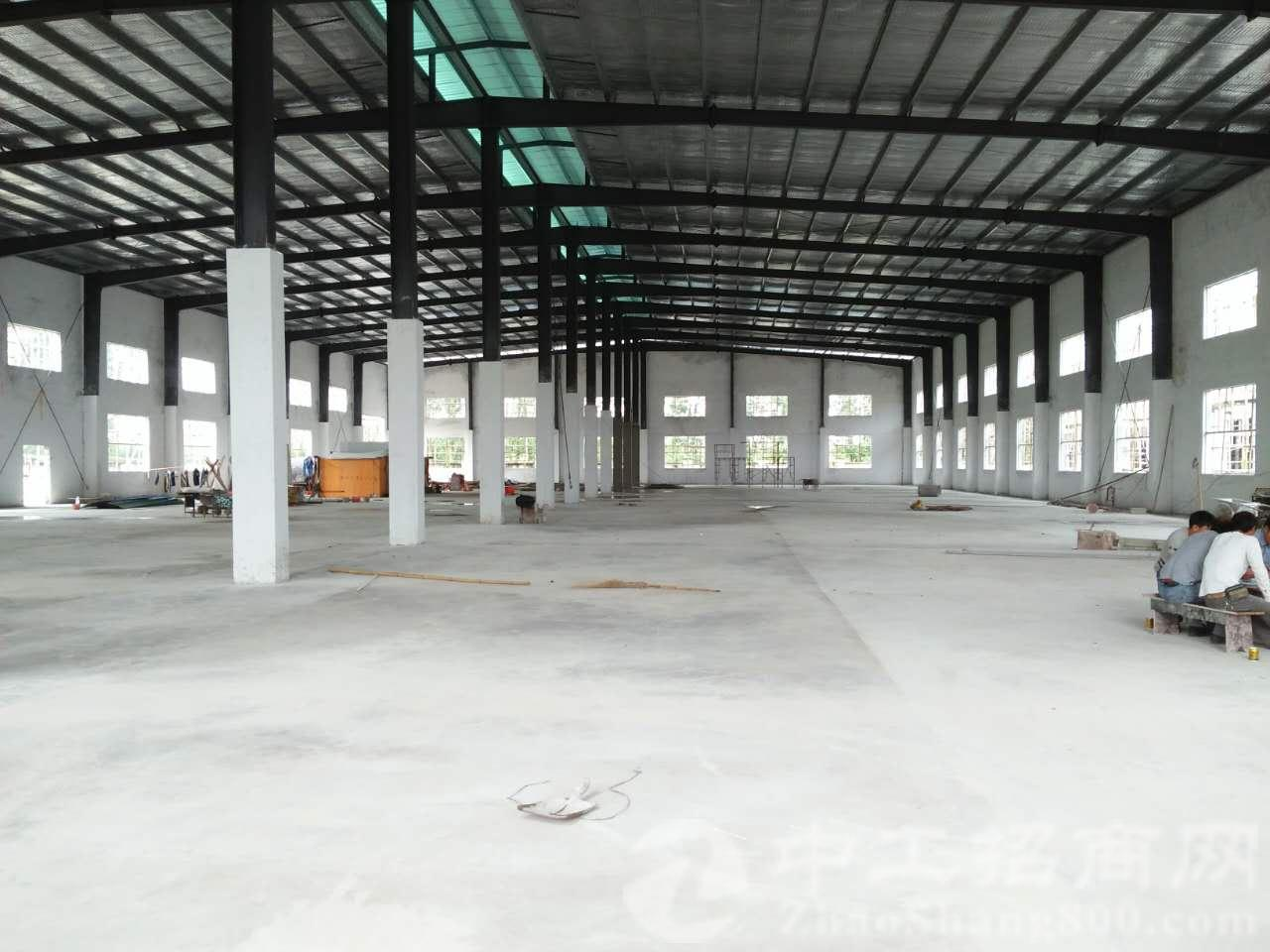 寮步新出独栋单一层仓库1500平方原房东急租