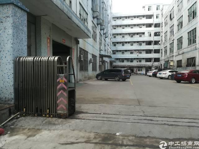 平湖交界五联原房东整层厂房