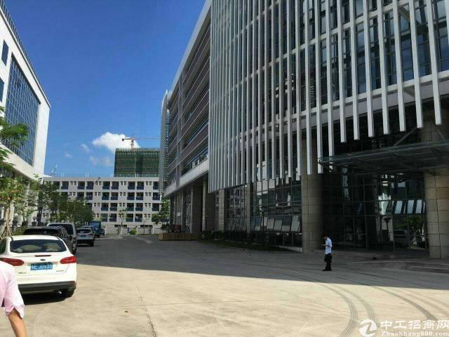 龙岗区新出高新园区厂房楼上12000平三层可分租