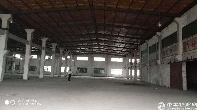 沙井新出一楼刚够高9米8000平米加2000独院
