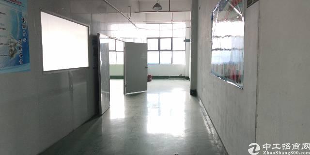 松岗楼岗大道南光高速附近楼上2000平高新厂房招租-图4