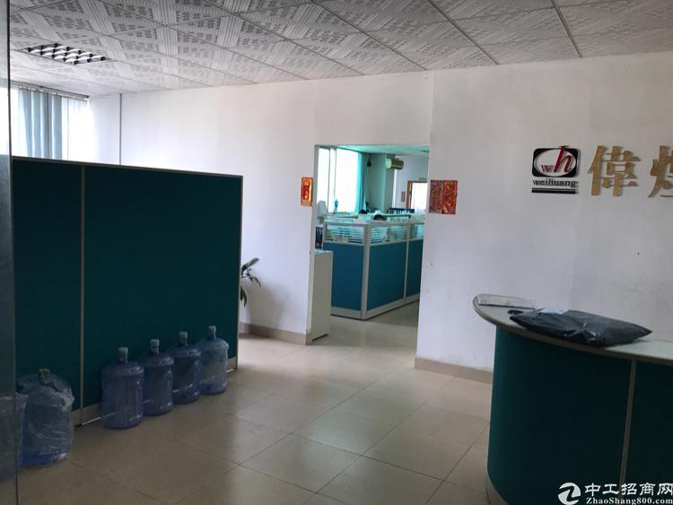 观澜 福民(楼上标准厂房1600平方带装修)招租-图2