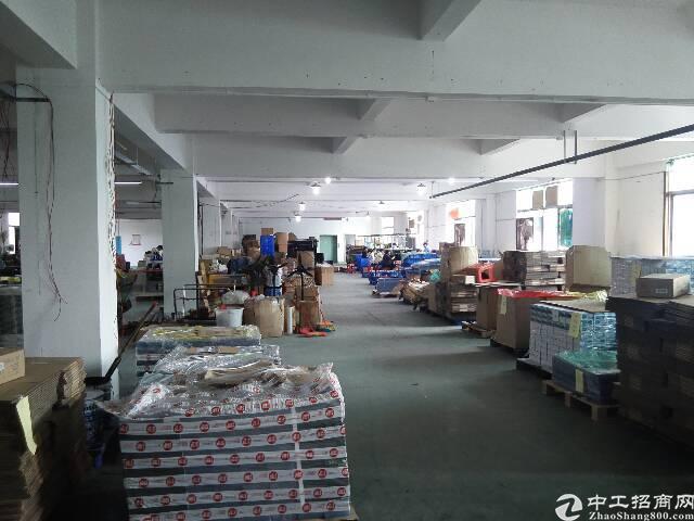 观澜新出标准厂房2200平方招租-图5