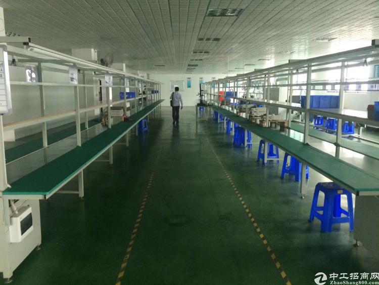 横岗安良独院带装修1000平米厂房出租