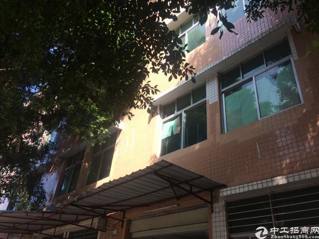 虎门龙眼3楼800㎡水电办公齐全。带货梯
