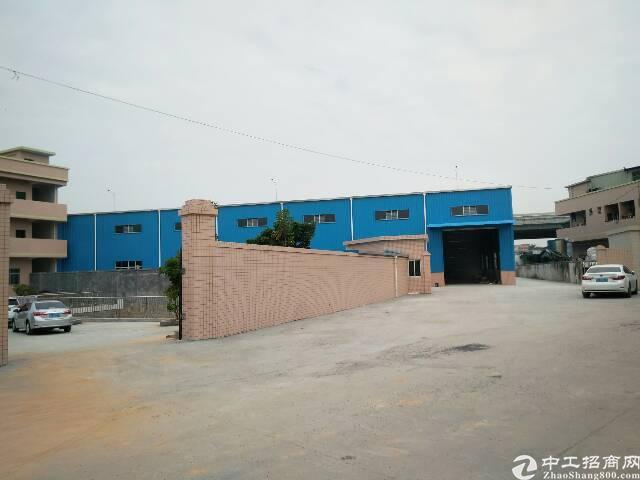 新建钢构厂房