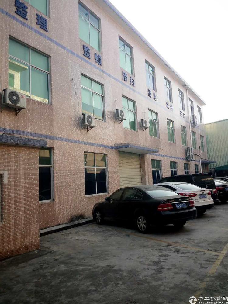 坑梓新出独院厂房1-3层5600平米,宿舍1200平米招租