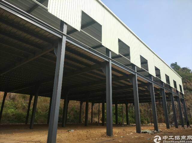 惠阳新建两层钢构5000平米厂房一楼7米高