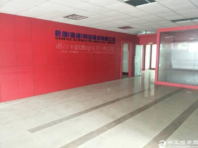 福永凤凰楼上1200平米厂房招租-图3