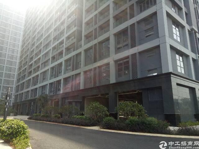 龙华2200平原房东带装修厂房出租
