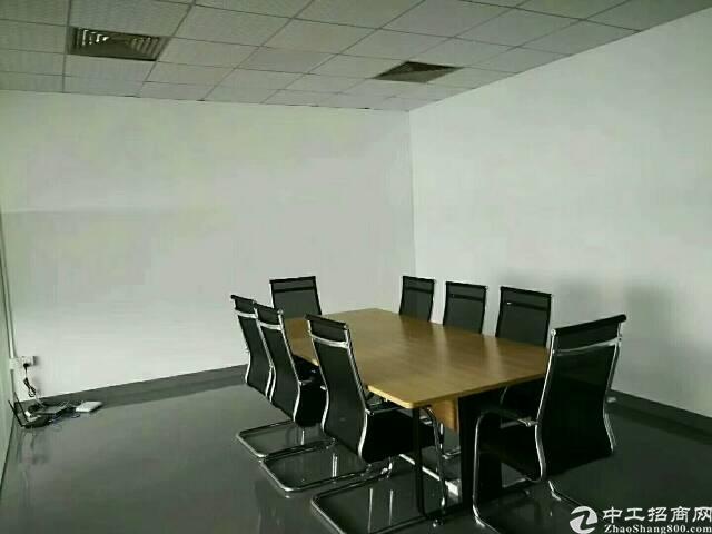 西乡宝安大道边楼上带装修厂房1900平米出租-图5