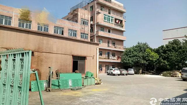 虎门新联楼上600㎡水电办公室齐全,原房东。
