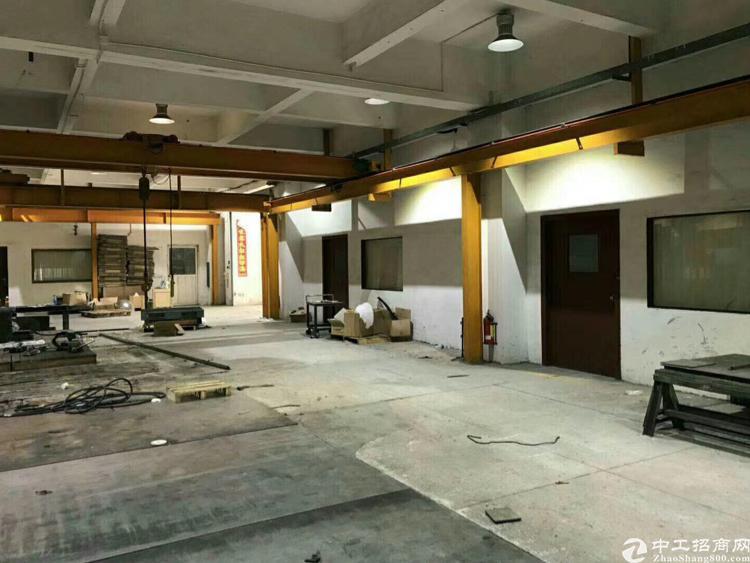 龙华大浪工业园新出一楼1200平招租