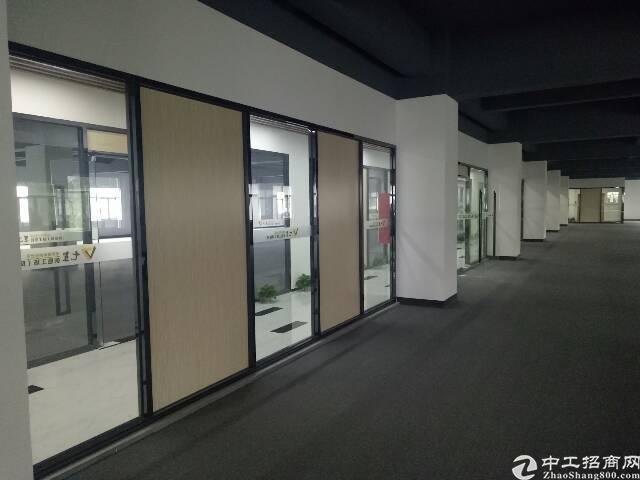 清湖地铁口1350平带装修厂房出租