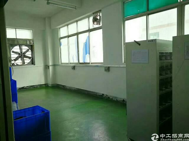 西乡宝安大道边楼上带装修厂房1900平米出租-图7