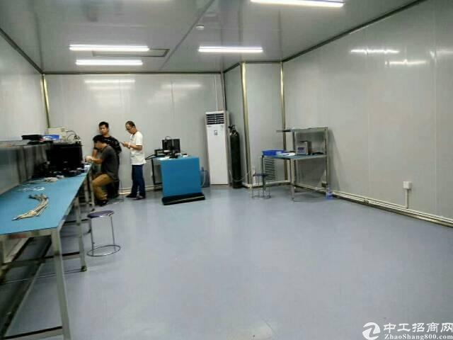 福永镇新和新兴工业区二楼无尘车间1350平厂房招租-图8