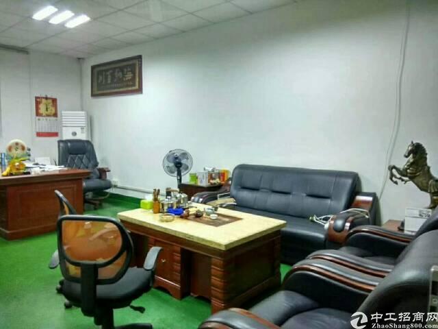 福永镇新和新兴工业区二楼无尘车间1350平厂房招租-图5