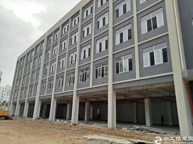 龙华清湖独院厂房,独栋7000平