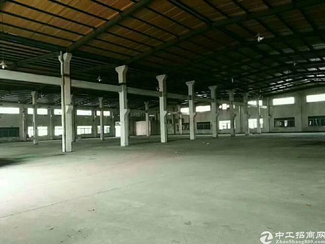 福永独院8600平钢构带2000平独栋租35