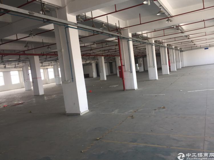 福永镇新和工业区楼上800平方厂房招租