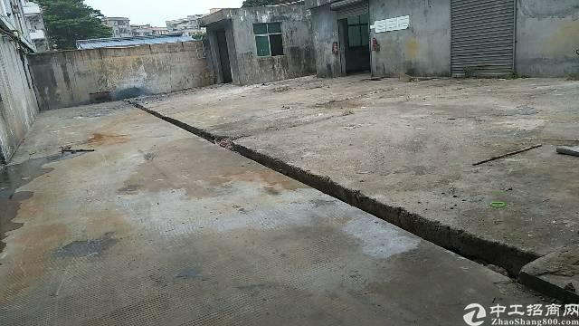 黄江镇新出带空地单一层铁皮房