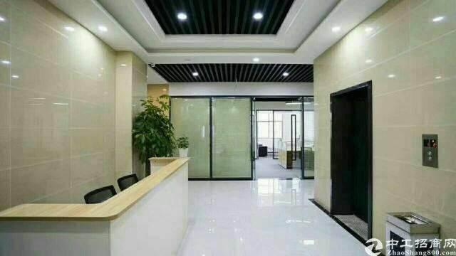 (出租)福永地铁口100米 福永意库 打造4.0工业办公图片1