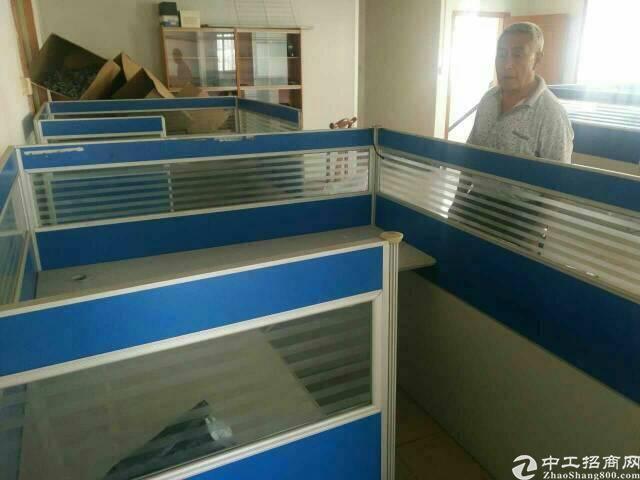 坪山精装修小加工厂330平米出租有电梯水电到位
