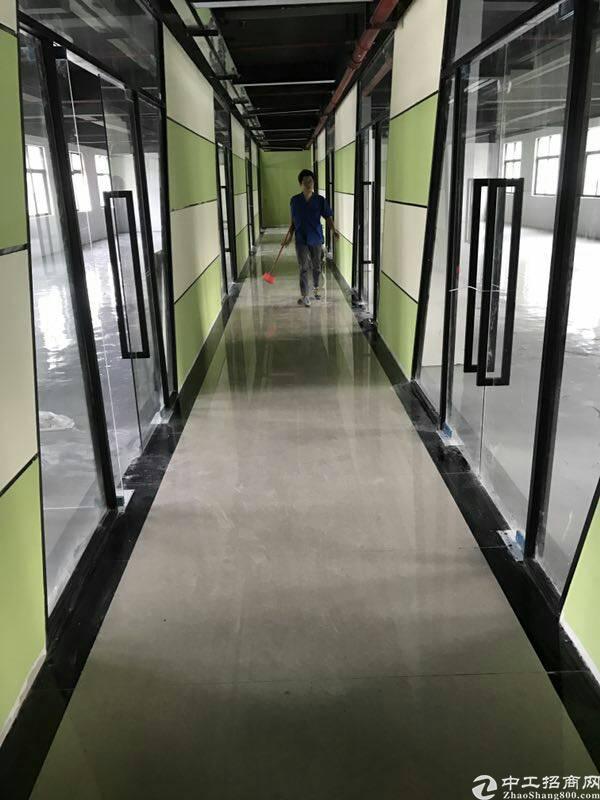 龙华新出带豪华装修厂房可分租高端园区-图7