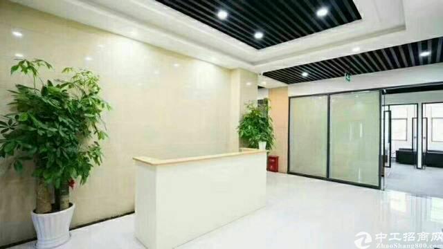 (出租)福永锦灏大厦215平精装采光好近地铁口业主招租
