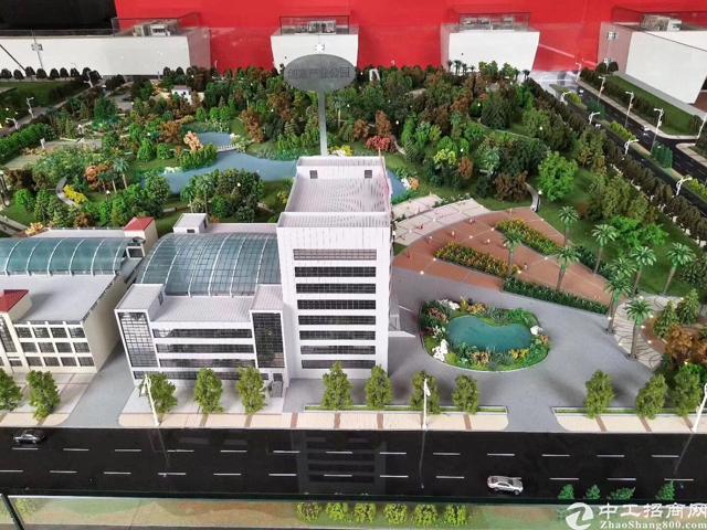 松山湖旁红本厂房出售   租厂房不如买厂房
