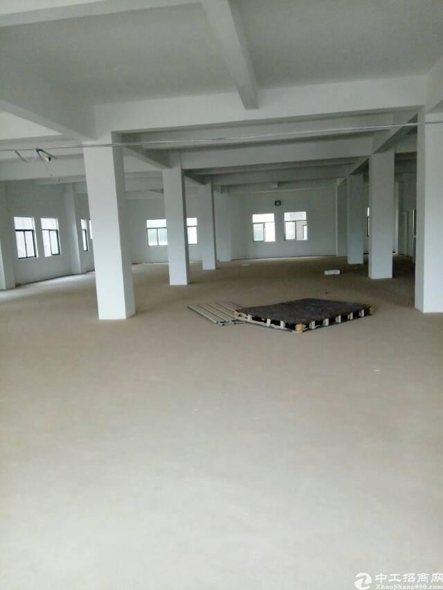 惠阳区秋长镇新推出标准厂房二楼500平方招租