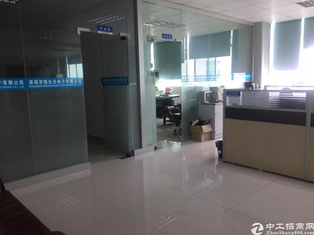 福永原房东无公摊红本厂房800平精装修-图2