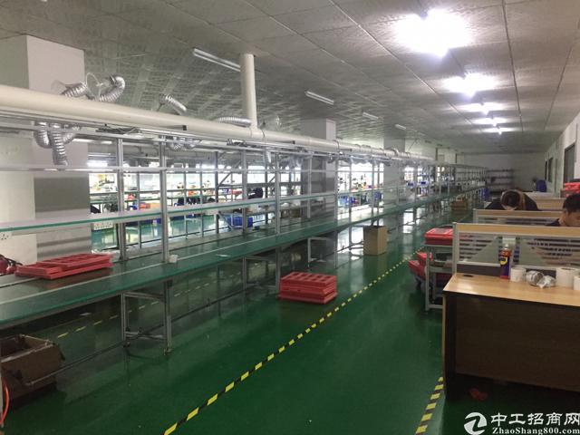 福永大洋田工业区楼上整层3000平精装修-图8