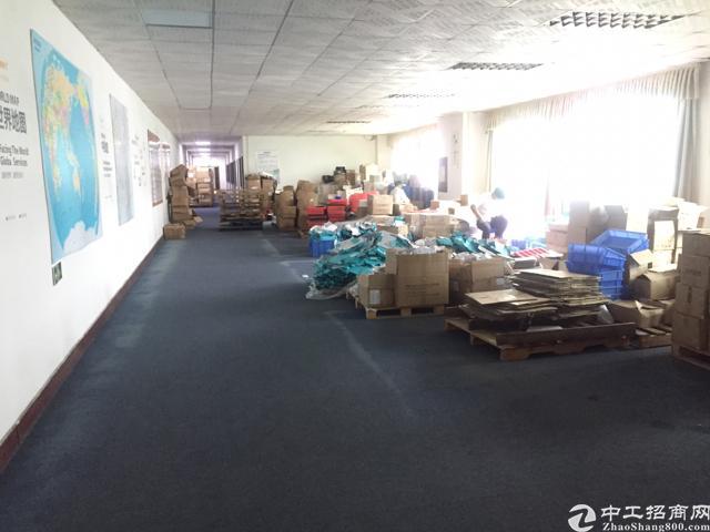 福永大洋田工业区楼上整层3000平精装修-图5