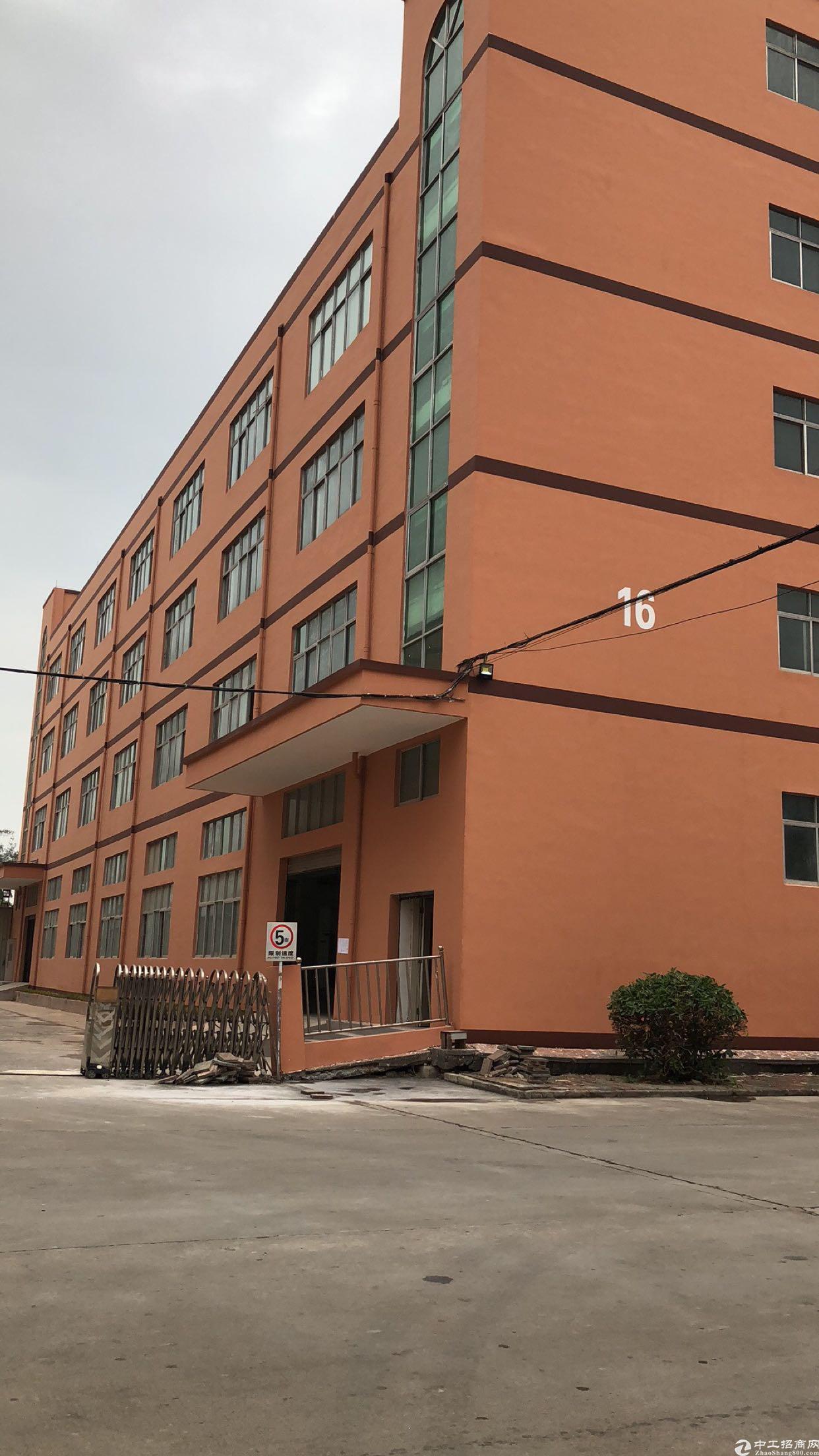 福永和平独院厂房10,000平方大小可以分租