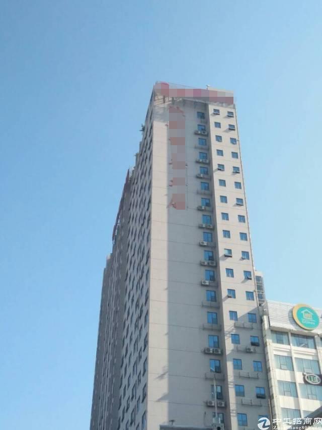 民治新出独栋写字楼,单层1300,共四层