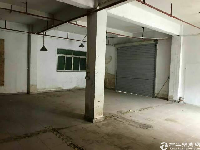 大岭山镇鸡翅岭村出租厂房1-3层910平-图3