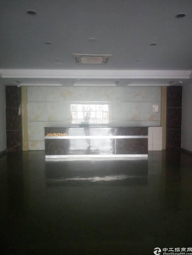 龙华深圳北站附近标准厂房楼上3000平可分租-图3