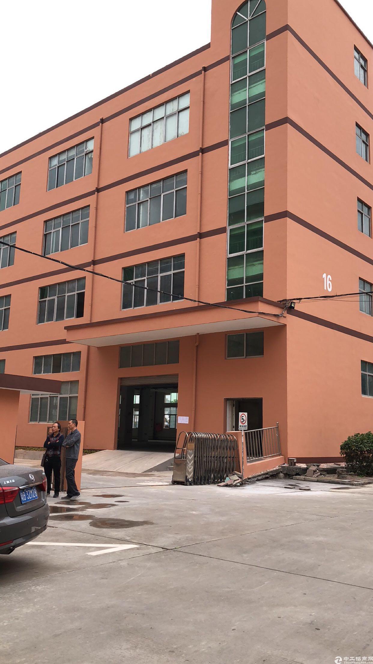 福永和平独院厂房10,000平方大小可以分租-图2