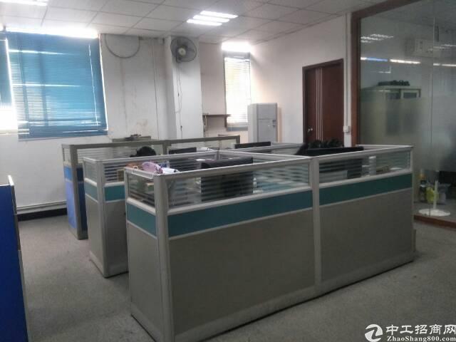 福永地铁站楼上500平米精装修厂房招租