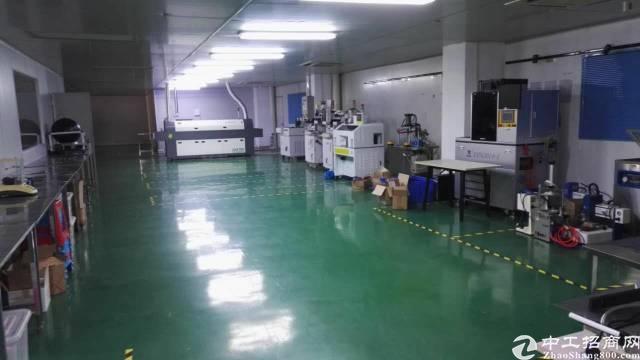 松岗东方大田洋松岗中学附近新出楼上一整层1800平方米带精装-图5